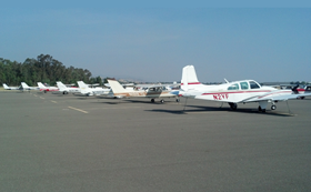 The WINGS Flight School Fleet
